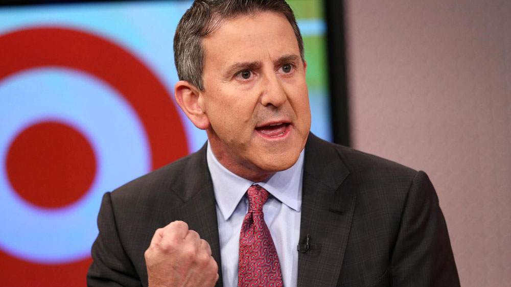 Target CEO Brian Cornell Takes 1/3 Cut In Pay - Now Must Live On Pittance Of $11.3 Million Per Year