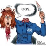 disgusting-washed-up-alt-left-skank-kathy-griffin-cust-own-head-off-cartoon