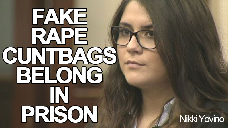 Disgusting Sacred Heart Fake Rape Troll Nikki Yovino Faces Years In Prison Over Fake Rape Accusations