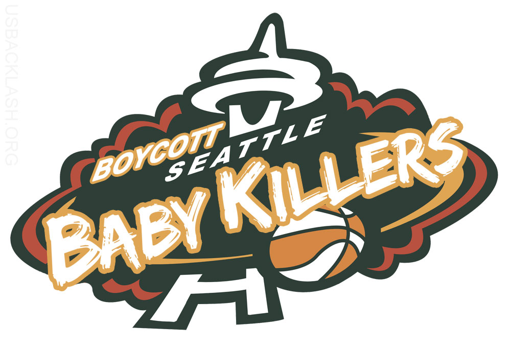 Disgusting WNBA Seattle Storm To Fund Planned Parenthood Baby Murders With Every Ticket Purchased