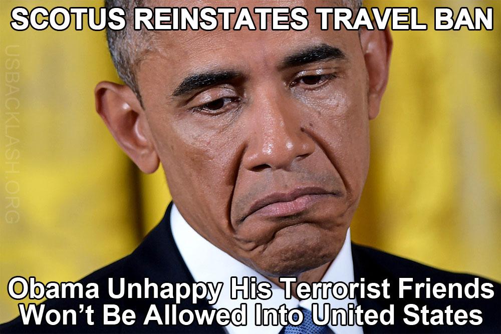 Obama Put Travel Ban