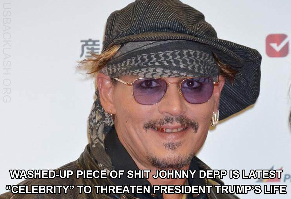 BOYCOTT JOHNNY DEPP - Depp & His Fake Apology Can Go Fuck Themselves!