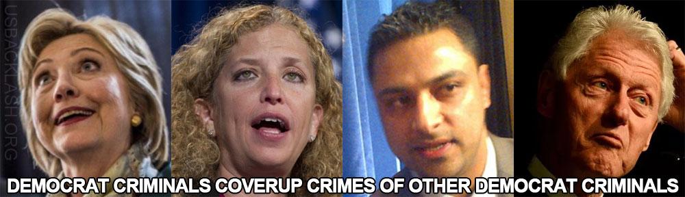 Debbie Wasserman Schultz's Pakistani IT Staffer Imran Awan Arrested at Airport While Trying to Flee U.S.