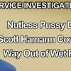 Nutless Alt-Left Pussy Scott Haman Under Investigation by Secret Service For Violent Threats Against President Trump