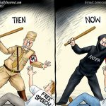 Alt-Left-Libtard-Democrat-Nazis-Cartoon