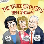 Three-Closet-Democrat-Stooge-Losers-Collins-Murkowski-McCain-cartoon