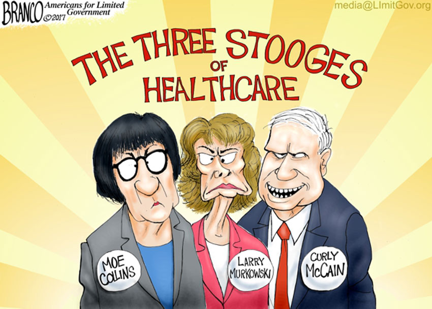 Funny Political Cartoons