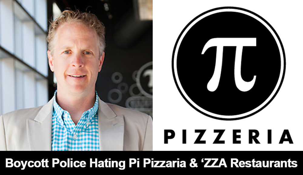 Cop-Hating Libtard Pi Pizzaria Co-Founder Chris Sommers Attacks St. Louis Police, Calls 'Dimwits'