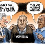 americas-worst-sexual-predators-weinstein-clinton-cosby-cartoon