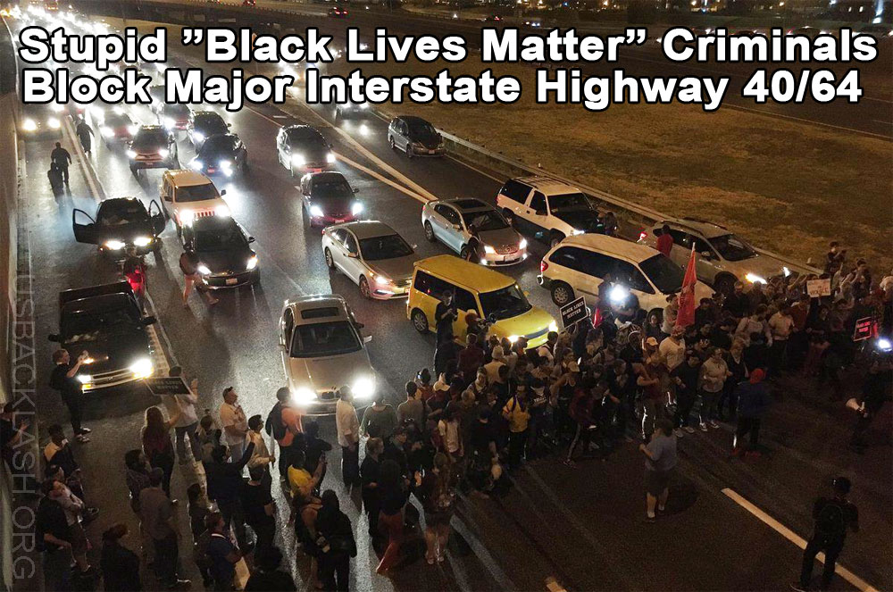 Criminal MO State Rep. Bruce Franks Arrested After Blocking Major Interstate Highway