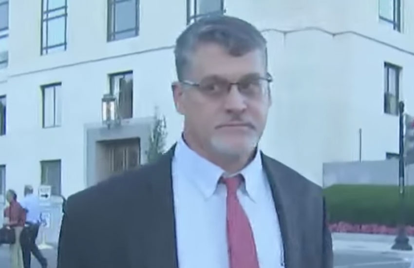 Fusion GPS Founder Glenn Simpson Needs To Go Into Hiding Until Testifying Before House Intelligence Committee
