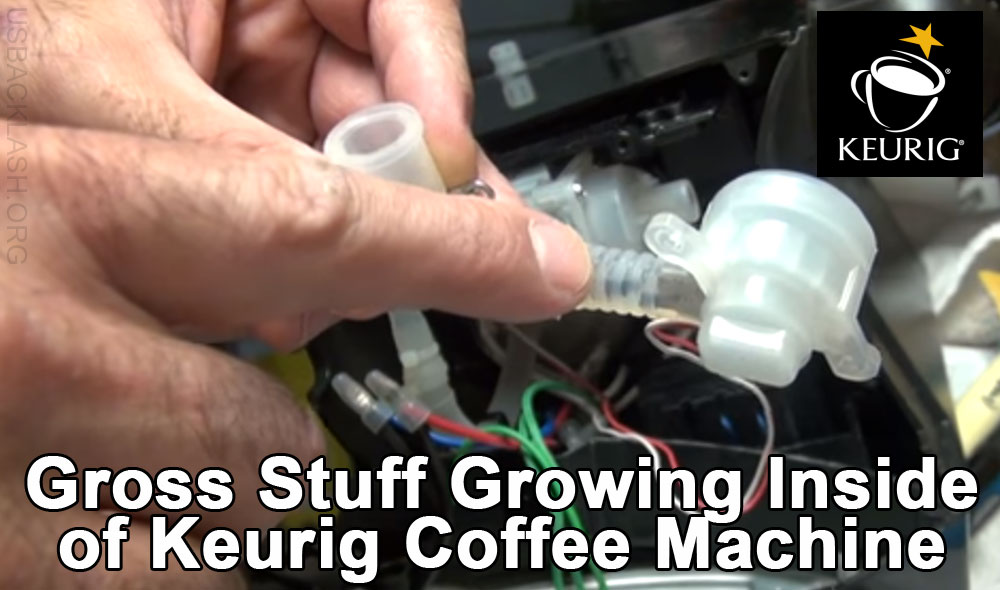 BOYCOTT KEURIG Movement Takes Off Public Made Aware of Keurig Bacteria & Mold Health Warnings