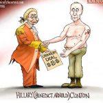 criminal-hillary-clinton-corrupt-illegal-uranium-one-sale-to-russia-cartoon