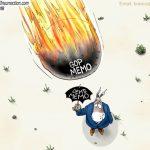 gop-fisagate-memo-will-completely-destroy-democrat-party-cartoon