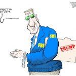 suspect-in-custody-corrupt-fbi-criminals-busted-cartoon