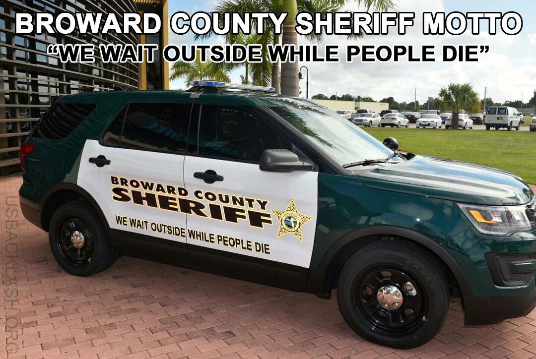 Broward Sheriff Scott Israel Refuses to Release Valentine's Day Florida School Shooting Security Videos