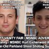 BOYCOTT MSNBC VANITY FAIR AFTER KURT EICHENWALD ATTACKS PARKLAND SHOOTING SURVIVOR