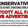 Conservarives-Fight-Fire-With-Fire-Boycott-All-Fake-News-Advertisers