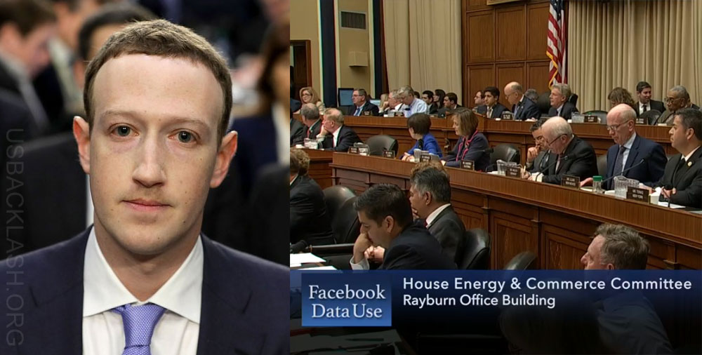 Facebook CEO Mark Zuckerberg Senate Testimony Not Under Oath Is Completely Useless Waste of Time