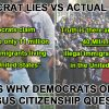 Democrats Oppose Census Citizenship Question To Protect Their Lie About How Many Illegals Live in United States