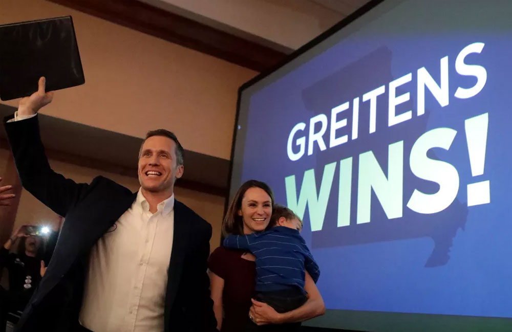 CASE OVER!! Gov. Greitens' Accuser Now Says She Might Have Imagined Photo Taking In a Dream